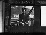 03/01/1957<br /> 01/03/1957<br /> 03 January 1957<br /> <br /> Copy of Picture - Dublin Duty, Chief Officer James Gaul, Copy