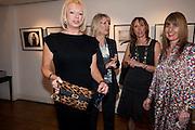 JUDY CRAYMER; KAREN GILL; MAXINE BENSON; DEE MCCOURTL, Modern Muse launch. Adam St. club. WC2. 25 November 2010. -DO NOT ARCHIVE-© Copyright Photograph by Dafydd Jones. 248 Clapham Rd. London SW9 0PZ. Tel 0207 820 0771. www.dafjones.com.