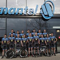 26-02-2016: Wielrennen: Persmoment Metec CT: Arnhem<br />ARNHEM (NED) wielrennen<br />Het Metec-TKH Continental Cyclingteam is klaar voor het seizoen 2017