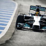 Jerez F1 January 28, 2014