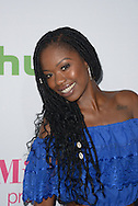 Xosha Roquemore arrives at the 100th episode celebration of The Mindy Project on September 9, 2016 at E.P & L.P. in Los Angeles, California (Photo: Charlie Steffens/Gnarlyfotos)