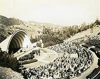 1936 The Hollywood Bowl