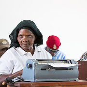CAPTION: The PWD community faces discrimination on a daily basis. Access to schools, jobs and public services is often limited. Responding to adult literacy challenges by teaching Braille helps ACAMO members to develop active voices for dialogue with the government. It also serves as a method of rehabilitation, building hope for participants that they will eventually be able to return to regular employment and be re-integrated into the mainstream workforce. LOCATION: Lulimile Village, Lichinga, Niassa Province, Mozambique. INDIVIDUAL(S) PHOTOGRAPHED: Paulina Manuel.