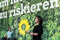 16 NOV 2019, BIELEFELD/GERMANY:<br /> Annalena Baerbock, B90/Gruene, haelt eine Rede, Bundesvorsitzende, Bundesdelegiertenkonferenz Buendnis 90 / Die Gruenen, Stadthalle<br /> IMAGE: 20191116-01-040<br /> KEYWORDS: Parteitag, Bundesparteitag, Party congress, BDK; Die Grünen