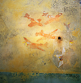 WW2 Bomber Base Murals