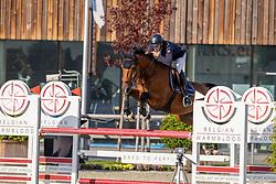 Luyckx Kevin, BEL, Obelmix  vd Berghoeve <br /> Belgian Championship 6 years old horses<br /> SenTower Park - Opglabbeek 2020<br /> © Hippo Foto - Dirk Caremans<br />  13/09/2020