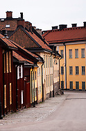Street in South Stockholm