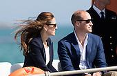 Duke and Duchess of Cambridge In Tresco