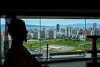 Japon, île de Honshu, Kansai, Osaka, le musée de l'Histoire d'Osaka // Japon, Honshu island, Kansai, Osaka, History museum of Osaka