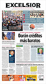 March 13, 2021 (LATIN AMERICA): Front-page: Today's Newspapers In Latin America