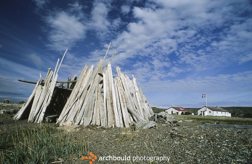 Hershel Island, Yukon