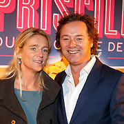 NLD/Amsterdam20151111 - Premiere Priscilla, Queen of the Desert, Frits Sissing en partner Willemijn