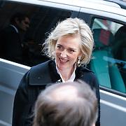 BEL/Brussel/20130319- Uitreiking Prinses Margriet Award 2013, aankomst, Prinses Astrid