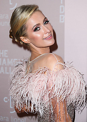 MANHATTAN, NEW YORK CITY, NY, USA - SEPTEMBER 13: Rihanna's 4th Annual Diamond Ball Benefitting The Clara Lionel Foundation held at Cipriani Wall Street on September 13, 2018 in Manhattan, New York City, New York, United States. 13 Sep 2018 Pictured: Paris Hilton. Photo credit: Image Press Agency/MEGA TheMegaAgency.com +1 888 505 6342