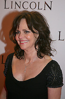 Sally Field at the Lincoln film premiere Savoy Cinema in Dublin, Ireland. Sunday 20th January 2013.