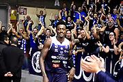 Abass Awudu<br /> Grissin Bon Reggio Emilia - Germani Basket Brescia<br /> Lega Basket Serie A 2019/2020<br /> Reggio Emilia, 11/01/2020<br /> Foto A.Giberti / Ciamillo - Castoria
