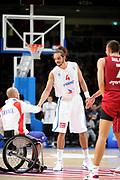DESCRIZIONE : Equipe de France Homme Preparation Euro Lituanie France Belgique a Lievin<br /> GIOCATORE : Noah Joachim HandiBasket<br /> SQUADRA : France Homme <br /> EVENTO : Preparation Euro Lituanie<br /> GARA : France France Belgique<br /> DATA : 27/08/2011<br /> CATEGORIA : Basketball France Homme<br /> SPORT : Basketball<br /> AUTORE : JF Molliere FFBB<br /> Galleria : France Basket 2010-2011 Action<br /> Fotonotizia : Equipe de France Homme Preparation Euro Lituanie France  France Belgique a Lievin<br /> Predefinita :