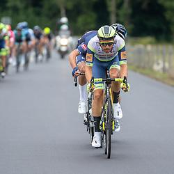 WIJSTER (NED) June 20: <br /> CYCLING <br /> Dutch Nationals Road Men up and around the Col du VAM<br /> Boy VAN POPPEL (Netherlands / Team Intermarche - Wanty Gobert)