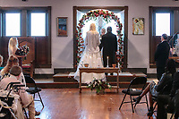 The wedding day of Rachel and Johnny Rosado on October 27, 2019 in Red Lion PA.
