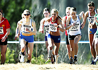 Friidrett ,  9. april 2011 , NM-terrengløp Modum,<br /> Vinner av kvinner senior , Kirsten Marathon Melkevik , BFG Fana
