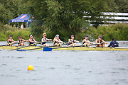 Race: 134  W.8+ (Band 2)  Final<br /> <br /> Peterborough Summer Regatta 2018 - Sunday<br /> <br /> To purchase this photo, or to see pricing information for Prints and Downloads, click the blue 'Add to Cart' button at the top-right of the page.