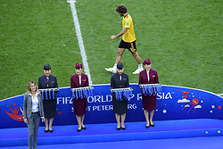 July 14, 2018 - Saint Petersbourg, Russie - SAINT PETERSBURG, RUSSIA - JULY 14 : Marouane Fellaini midfielder of Belgium  during the FIFA 2018 World Cup Russia Play-off for third place match between Belgium and England at the Saint Petersburg Stadium on July 14, 2018 in Saint Petersburg, Russia, 14/07/18 (Credit Image: © Panoramic via ZUMA Press)