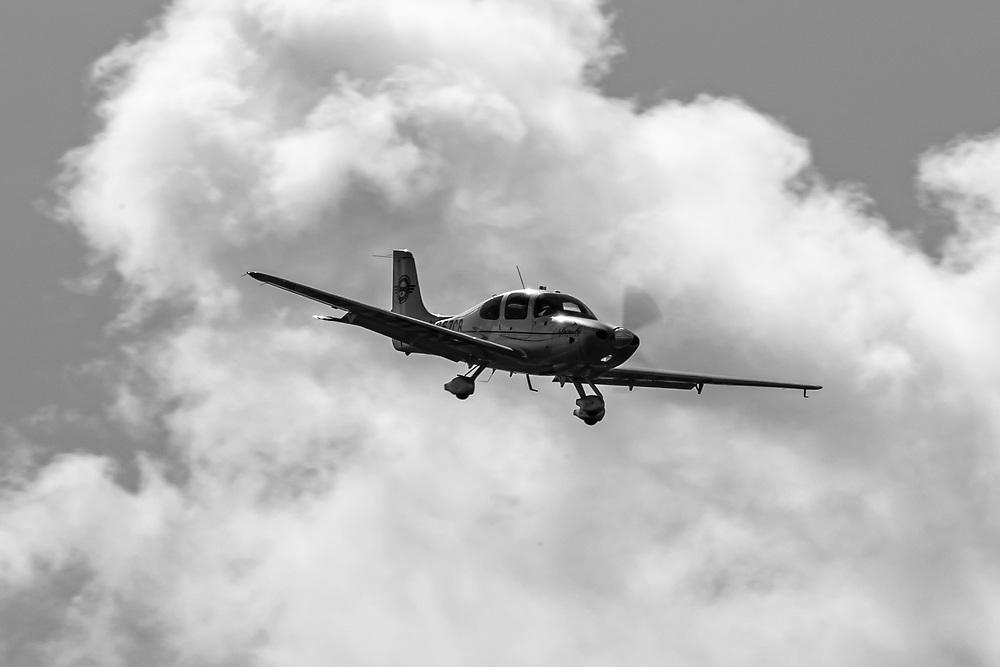 Boca Raton, Fort Lauderdale, FL - JUNE 13: Images from Bocat Raton (BCT) and Fort Lauderdale Executive (FXE) airport.