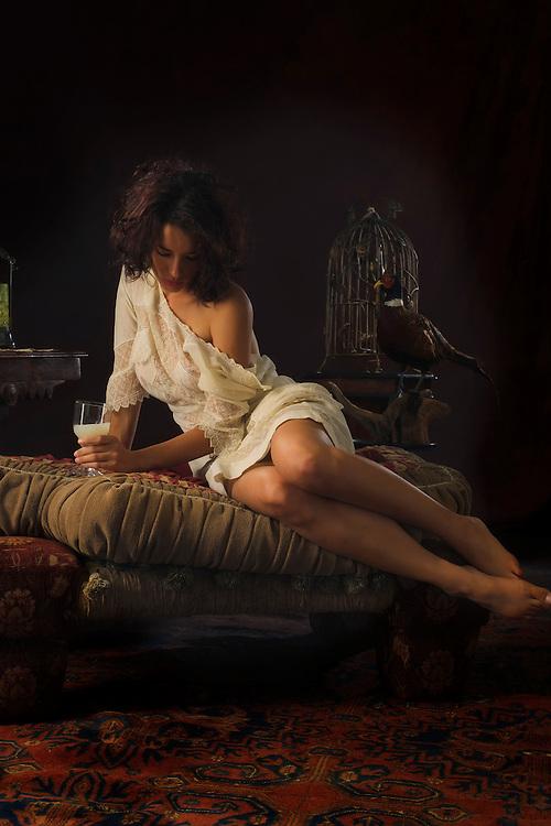 La Muse Seduced - Absinthe