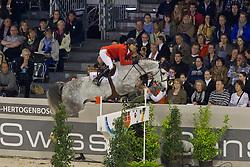 Farrington Kent (USA) - Uceko<br /> Rolex FEI World Cup ™ Jumping Final <br /> 'S Hertogenbosch 2012<br /> © Dirk Caremans