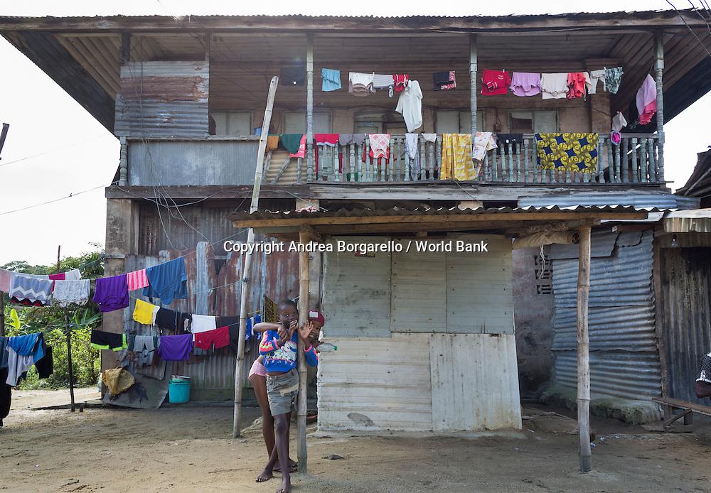 Nigeria, Cross River State, NEWMAP, World Bank Gully erosion