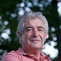Tony Juniper is a British campaigner, writer, and environmentalist, at the Edinburgh International Book Festival 2015.<br /> Edinburgh, Scotland. 29th August 2015 <br /> <br /> Photograph by Gary Doak/Writer Pictures<br /> <br /> WORLD RIGHTS