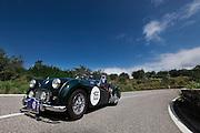 GP TAZIO NUVOLARI 2012. TRIUMPH TR3  1957