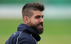 Somerset's Physio Jamie Thorpe - Photo mandatory by-line: Harry Trump/JMP - Mobile: 07966 386802 - 30/03/15 - SPORT - CRICKET - Pre Season Fixture - T20 - Somerset v Gloucestershire - The County Ground, Somerset, England.