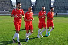Tunisia Training - 04 June 2018
