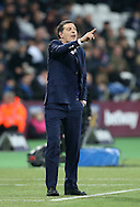 West Ham's Slaven Bilic in action during the Premier League match at the London Stadium, London. Picture date December 3rd, 2016 Pic David Klein/Sportimage