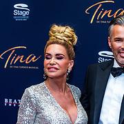 NLD/Utrecht/20200209 - Start inloop Tina Turner musical, Vanessa Witteman en Ricardo