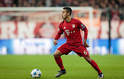 04.11.2015, Allianz Arena, Muenchen, GER, UEFA CL, FC Bayern Muenchen vs FC Arsenal, Gruppe F, im Bild Thiago Alcantara (FC Bayern) // during the UEFA Champions League group F match between FC Bayern Munich and FC Arsenal at the Allianz Arena in Munich, Germany on 2015/11/04. EXPA Pictures © 2015, PhotoCredit: EXPA/ JFK