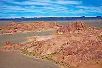 Mongolie, province de Bayankhongor, desert de Gobi // Mongolia, Bayankhongor province, Gobi desert