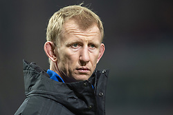 December 30, 2018 - Limerick, Ireland - Leinster coach Leo Cullen during the Guinness PRO14 match between Munster Rugby and Leinster Rugby at Thomond Park in Limerick, Ireland on December 29, 2018  (Credit Image: © Andrew Surma/NurPhoto via ZUMA Press)