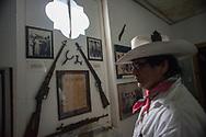 Navoja, Sinaloa. Mexico: Bernardo Esquer, Museo Regional del Mayo.