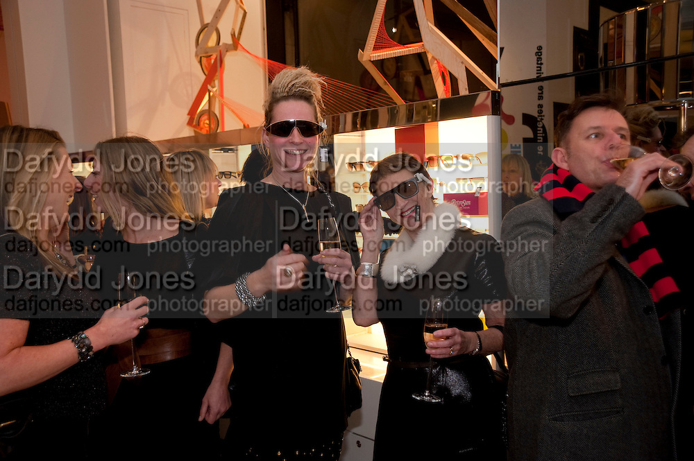 CLAIRE STANSFIELD,; CAROL MORGAN-DAVIES; , The Nineties are Vintage. Concept Store, Rellik and Workit. The Wonder Room. Selfridges. Oxford St. London. 7 January 2010.