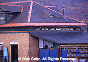 PA Historic Places, Train Station, now Blue Mountain Outfitters, Duncannon, PA