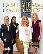 Meyer, Olson, Lowy, & Meyers Family Law Practioners cover 2013