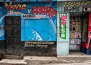 Movie Shop & Dhobi, Mathare