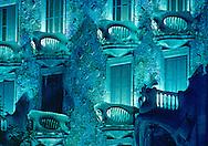 Barcelona, Spain, Casa Batloo by Gaudi, Art Nouveau.getty 6252000066