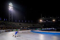09-03-2018 NED: WK Schaatsen Allround, Amsterdam<br /> Claudia Pechstein GER