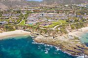 Aerial Photo of Montage Resort and Laguna Beach Properties
