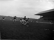 17/03/1960<br /> 03/17/1960<br /> 17 March 1960<br /> Railway Cup Finals: Munster v Leinster at Croke Park, Dublin.