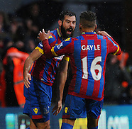 Crystal Palace v Liverpool 231114