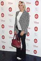 Jenni Falconer, Disney Store VIP Christmas Party, The Disney Store Oxford Street, London UK, 03 November 2015, Photo by Brett D. Cove